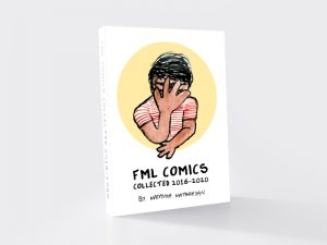 FML Comics Collected Book