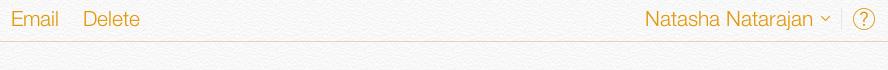 apple notes toolbar